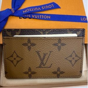 Louis Vuitton mini card holder